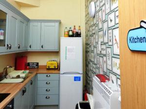 Beech Wing Kitchen