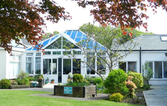 Millfield Conservatory Exterior