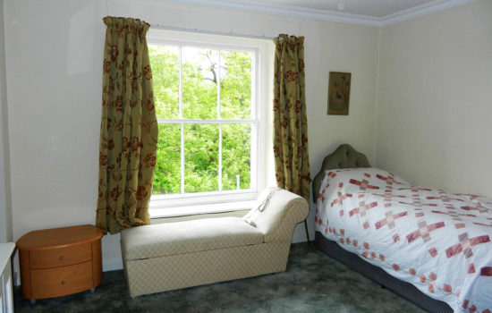 Bedroom at The Millfield