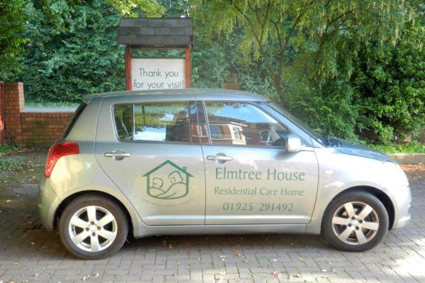 Elmtree Car